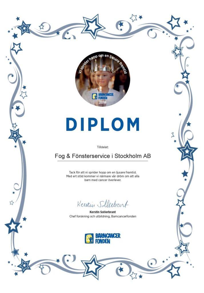 Diplom Fogen